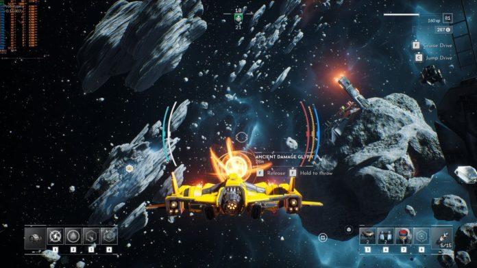 EVERSPACE 2 i garść zrzutów ekranu z gry w rozdzielczości 4K 1
