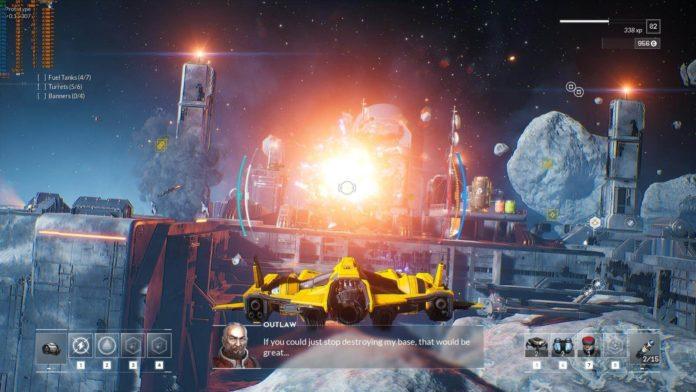 EVERSPACE 2 i garść zrzutów ekranu z gry w rozdzielczości 4K 2