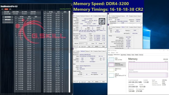 G.SKILL moduły pamięci DDR4 32 GB