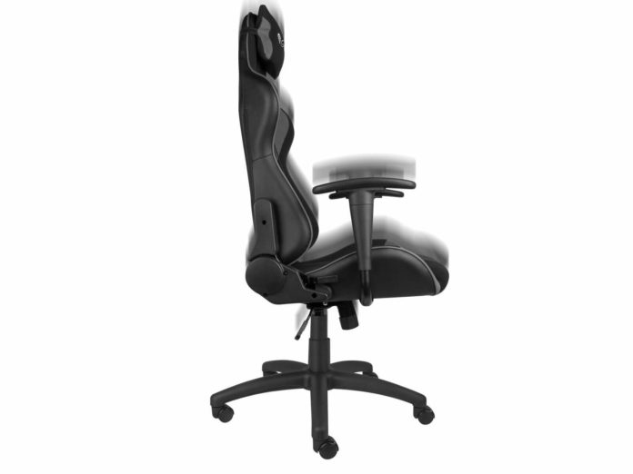 Genesis Nitro 440 - fotel dla graczy w ciemnych kolorach 3