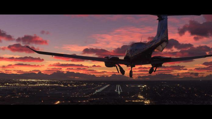 Microsoft Flight Simulator 2020 z dużym realizmem świata 3
