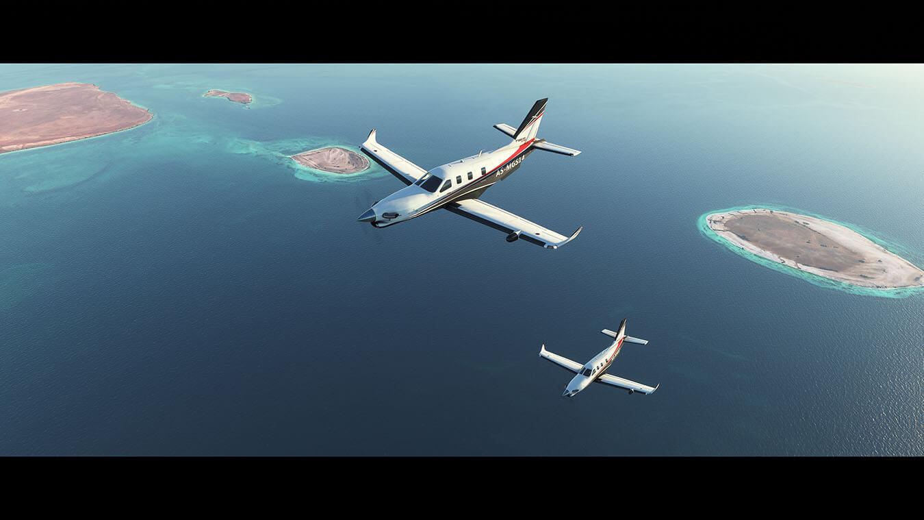 Microsoft Flight Simulator 2020 zaprezentowany na zwiastunie 4