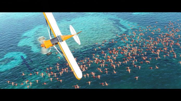 Microsoft Flight Simulator 2020 z dużym realizmem świata 1
