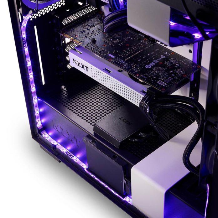 nzxt hue 2 rgb lighting kit 7