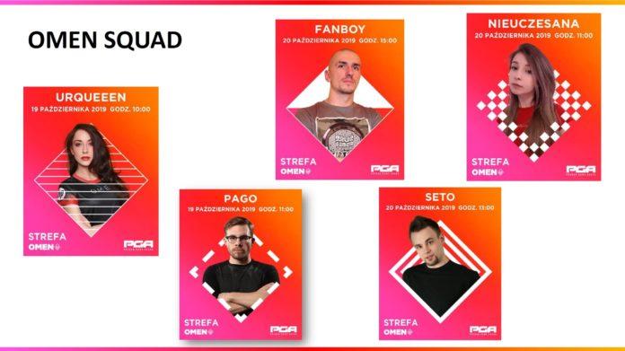 OMEN Squad