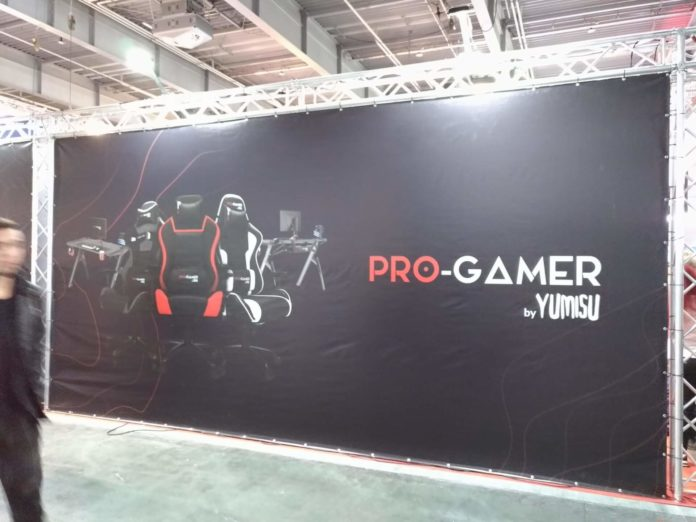 Poznań Game Arena 2019 - Pro-Gamer by Yumisu, Xtrfy i OPTIMUS