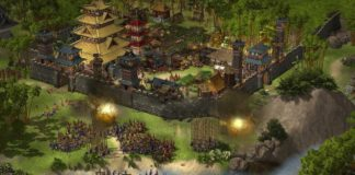 Stronghold: Warlords - czarny proch