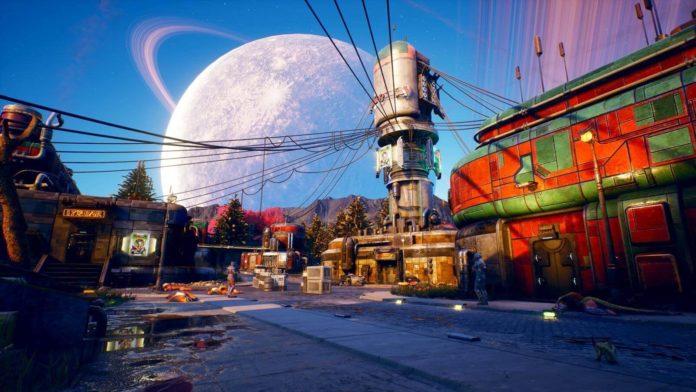 The Outer Worlds - uratuj odległą kolonię przed zagładą 3