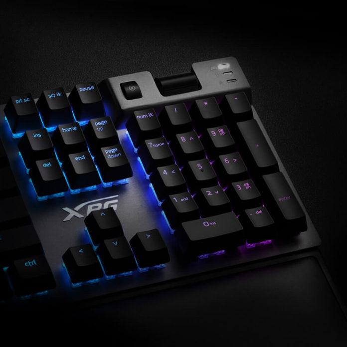 ADATA XPG Summoner - klawiatura mechaniczna z podświetleniem RGB 3