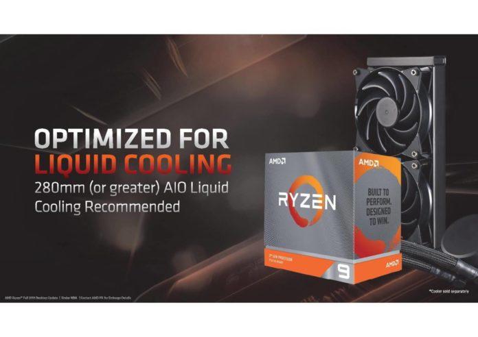 Ryzen 9 3950X - nowy flagowy procesor od AMD z 16 rdzeniami 3