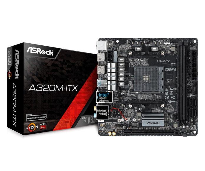 ASRock A320M-ITX