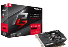 ASRock Phantom Gaming Radeon 550 2G