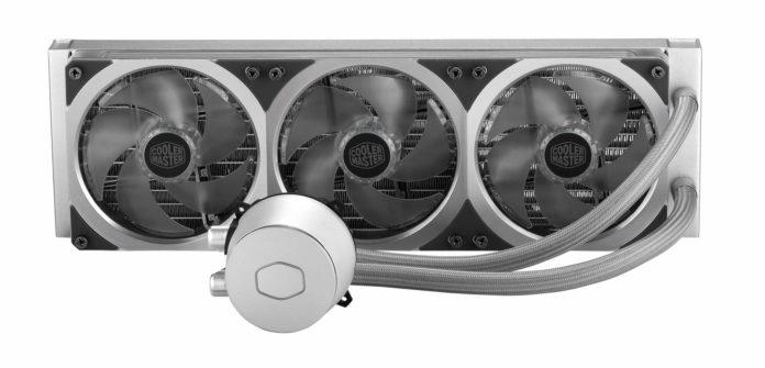 Cooler Master ML360P Silver Edition - podświetlane chłodzenie wodne 1