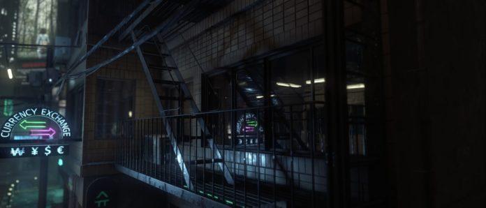 Neon Noir udostępnione, jako benchmark w sklepie Crytek 1