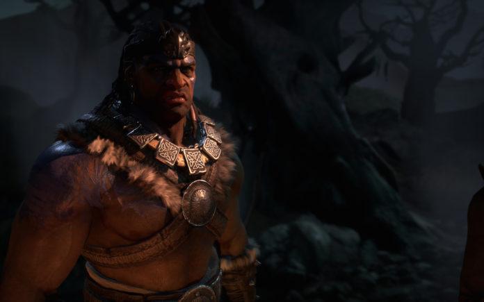 Diablo IV - Barbarzyńca