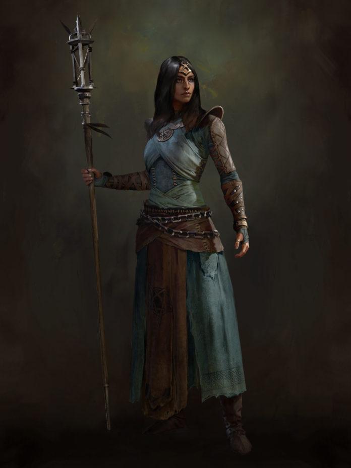 Diablo IV - Czarodziejka