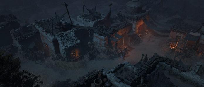 Diablo IV - miasteczko