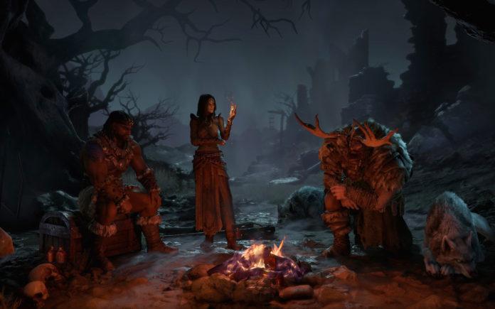 Diablo IV - ognisko