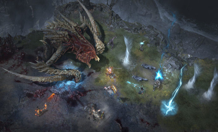 Diablo IV - World Boss