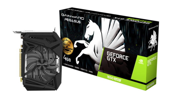 Gainward GeForce GTX 1650 SUPER Pegasus
