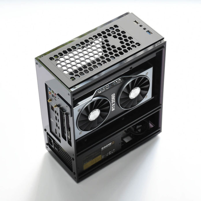Geeek A40 V2 – nowa wersja obudowy mini-ITX dla entuzjastów 1