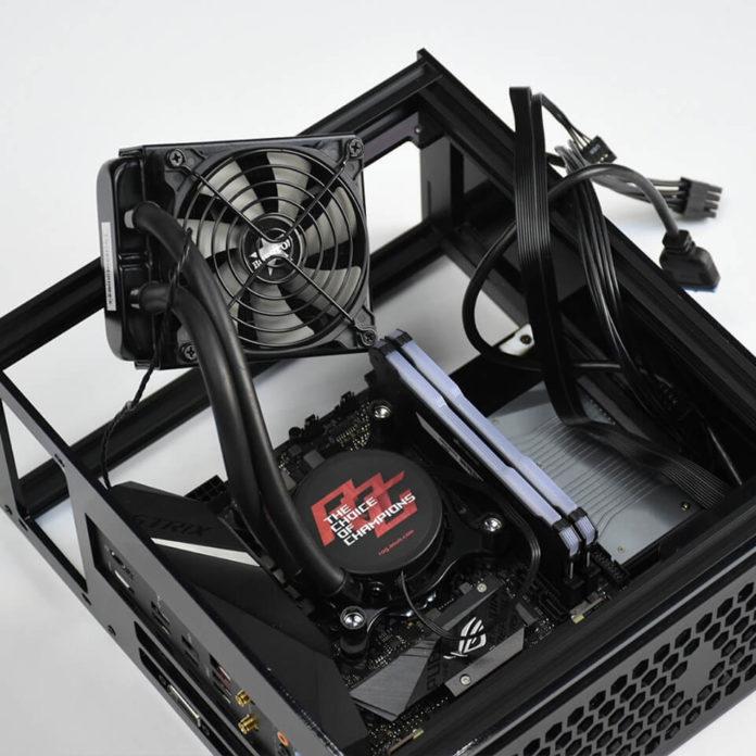 Geeek A40 V2 – nowa wersja obudowy mini-ITX dla entuzjastów 2