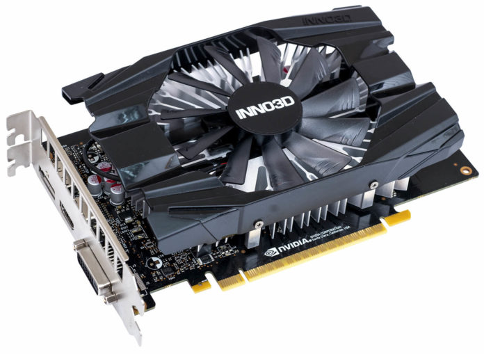 INNO3D GeForce GTX 1650 SUPER Compact