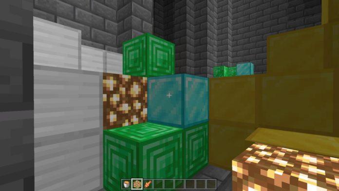 Minecraft Windows 10 Edition - pokaz na żywo z ray-tracingiem 24