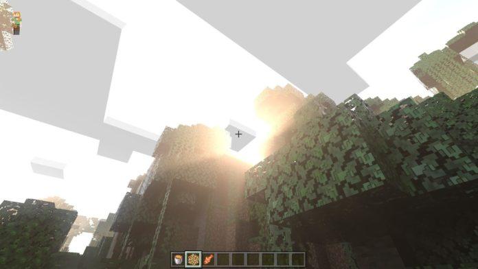 Minecraft Windows 10 Edition - pokaz na żywo z ray-tracingiem 21