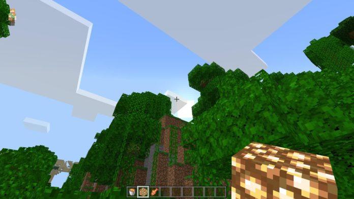 Minecraft Windows 10 Edition - pokaz na żywo z ray-tracingiem 20