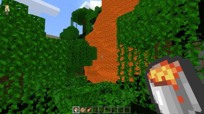 Minecraft Windows 10 Edition - pokaz na żywo z ray-tracingiem 18