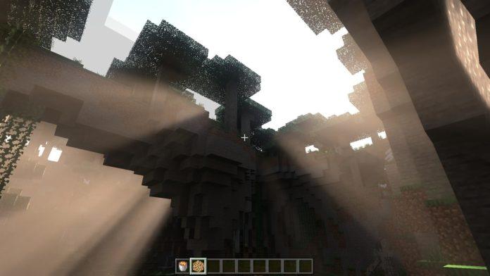 Minecraft Windows 10 Edition - pokaz na żywo z ray-tracingiem 30