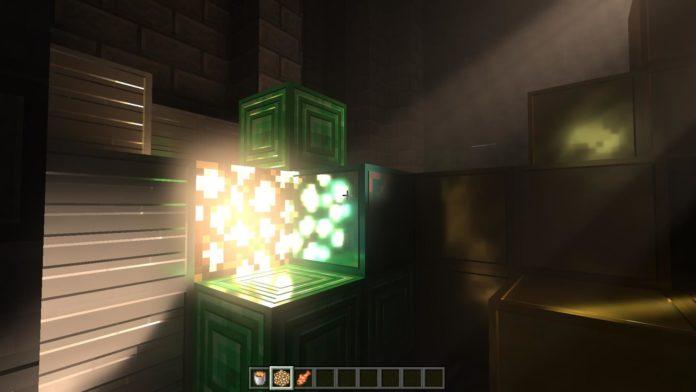Minecraft Windows 10 Edition - pokaz na żywo z ray-tracingiem 25
