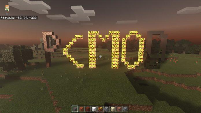 Minecraft Windows 10 Edition - pokaz na żywo z ray-tracingiem 34