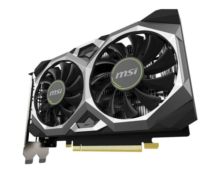 MSI GeForce GTX 1650 SUPER VENTUS XS