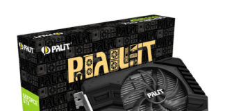 Palit GeForce GTX 1650 SUPER StormX