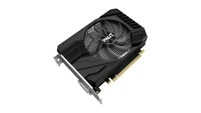 Palit GeForce GTX 1650 SUPER StormX OC