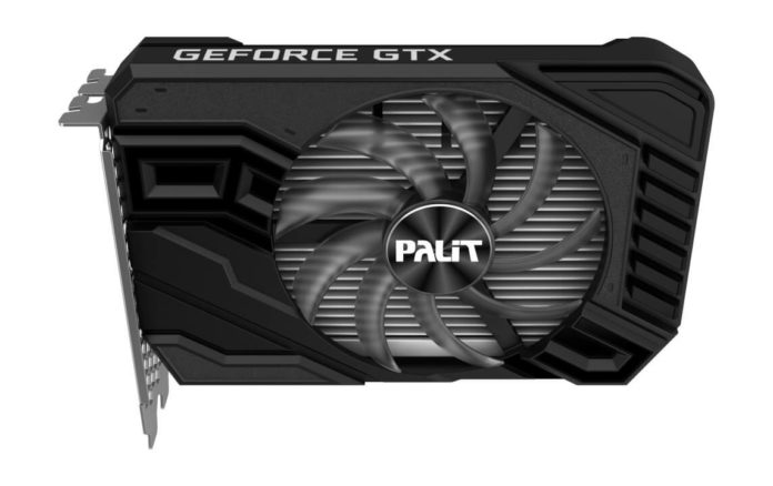 Palit GeForce GTX 1650 SUPER StormX OC - karta graficzna mini-ITX 1