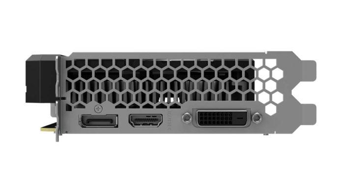 Palit GeForce GTX 1650 SUPER StormX OC - karta graficzna mini-ITX 2