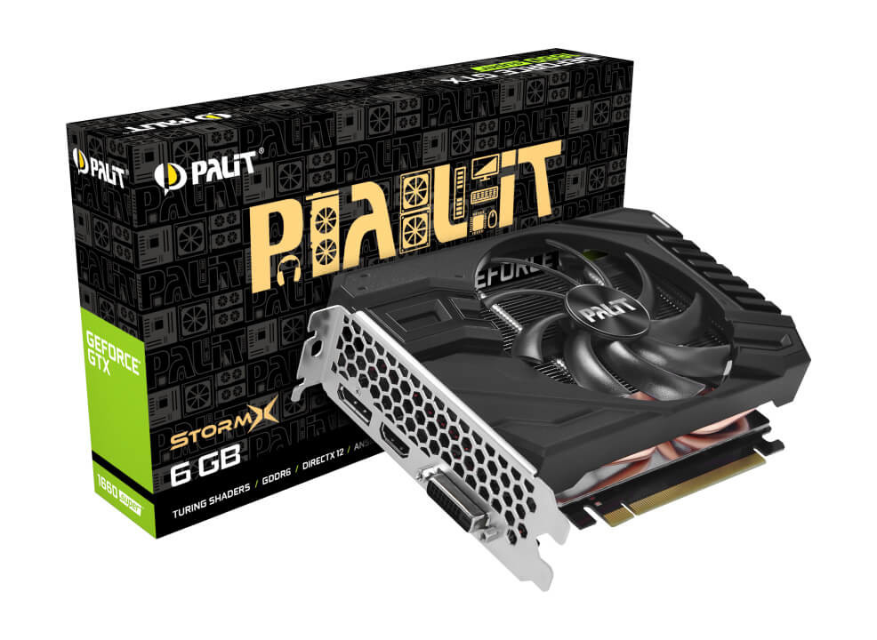 Palit GeForce GTX 1660 SUPER StormX