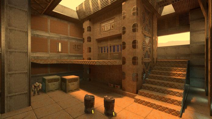 Quake II RTX otrzymuję aktualizację 1.2 z lepszą oprawą graficzną 5