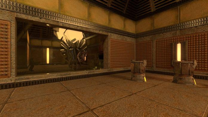 Quake II RTX otrzymuję aktualizację 1.2 z lepszą oprawą graficzną 1