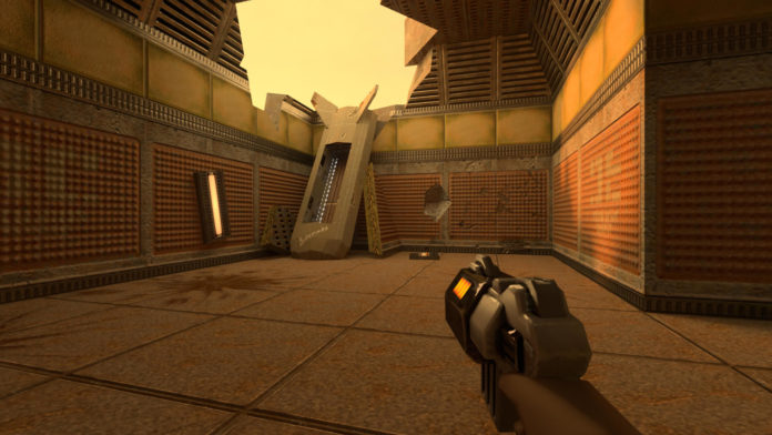 Quake II RTX otrzymuję aktualizację 1.2 z lepszą oprawą graficzną 3
