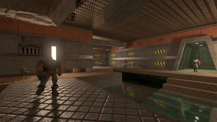 Quake II RTX otrzymuję aktualizację 1.2 z lepszą oprawą graficzną 4