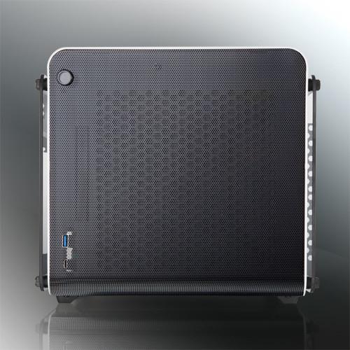 Raijintek Metis Evo - kolorowa obudowa mini-ITX z aluminium 9
