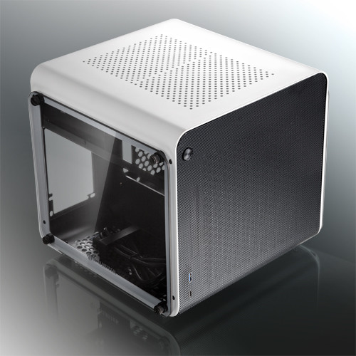 Raijintek Metis Evo - kolorowa obudowa mini-ITX z aluminium 2