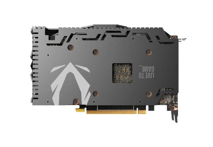 ZOTAC GAMING GeForce GTX 1660 SUPER AMP - karta graficzna 2
