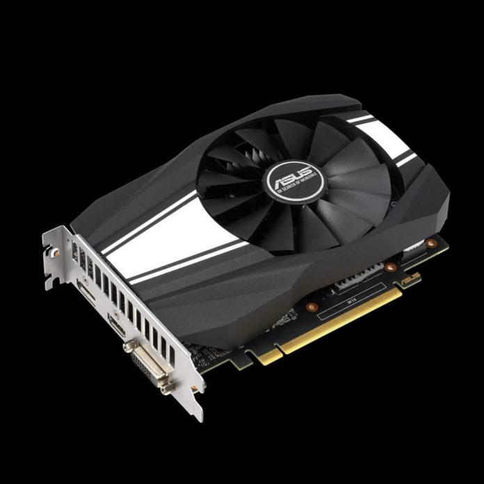 ASUS Phoenix GeForce GTX 1650 SUPER