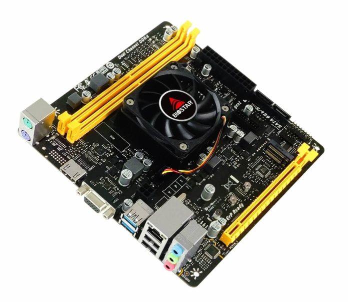 BIOSTAR A10N-8800E V6.1 - nowa rewizja ciekawej płyty mini-ITX 2