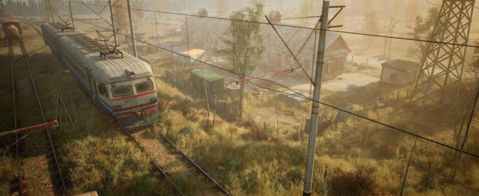 Chernobylite otrzymuje aktualizację z mapą Czerwony Las 1